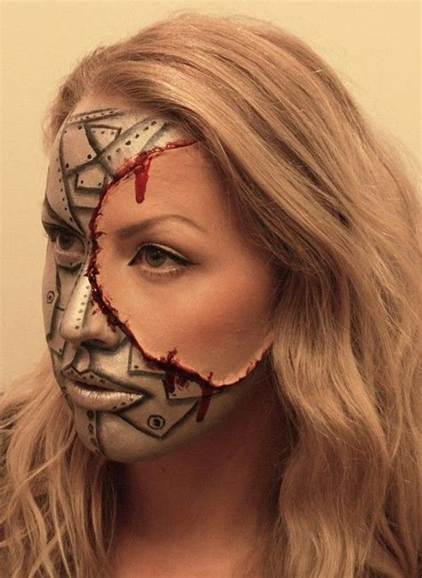 psychosandra - (With images)   Holloween makeup, Character