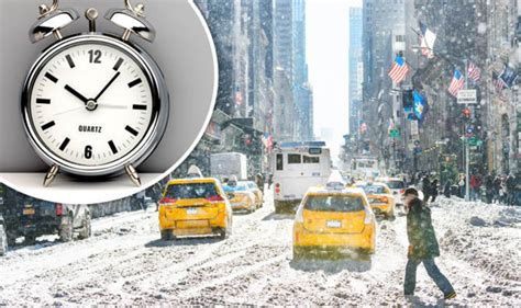 When do the clocks go back in the US? When does Daylight