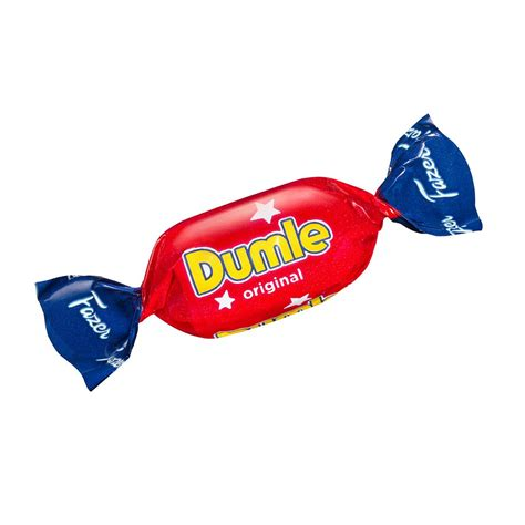 Dumle Chewy Toffee Caremels 3 kg - Fazer Candy Store