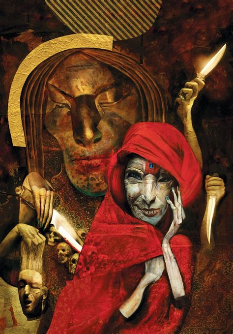 Interview: Dave McKean on illustrating a beautiful new