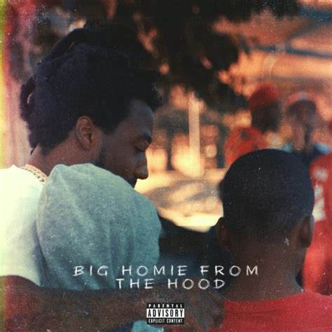Mozzy - Big Homie From The Hood