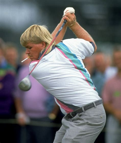 33 Photos Of John Daly's Descent Into Golfing And Fashion