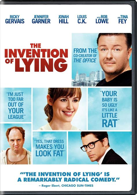 The Invention of Lying DVD Release Date January 19, 2010