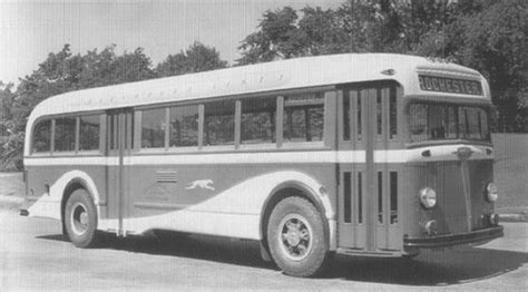 Model 1938 white 788 (central greyhound lines 1405-1407