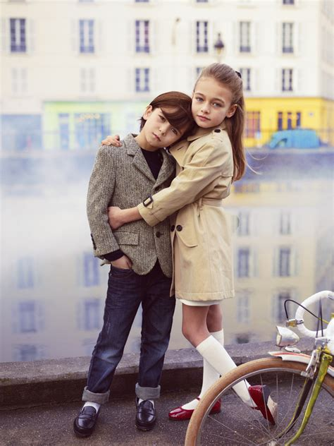 Kids Style Inspiration: Vogue Enfant — Taryn Cox The Wife