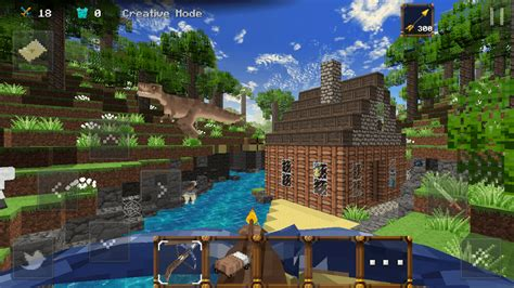 Play Jurassic Craft on PC and Mac with BlueStacks Android