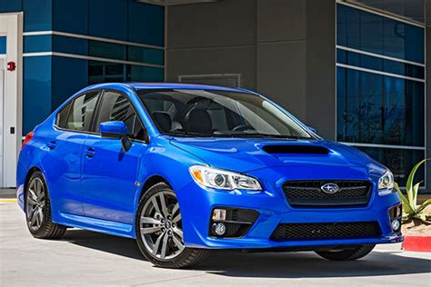 2017 Subaru WRX Review