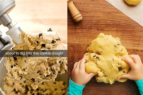 We Asked Experts Whether Eating Cookie Dough Was Safe Or Not