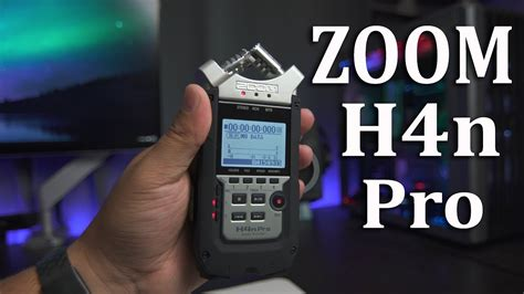 Zoom H4n Pro - First Impressions - YouTube