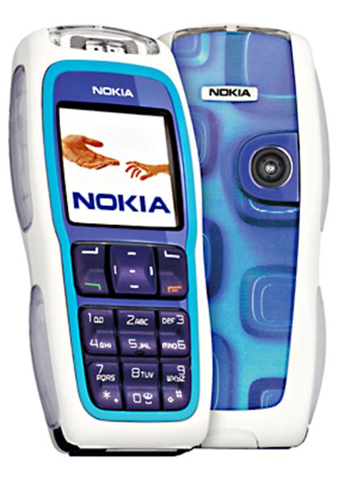 Nokia 3220 T Mobile Color Camera GSM Phone - Poor