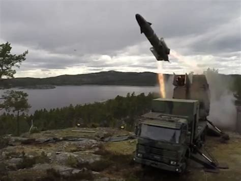 Sweden Re-introducing Truck-Based RBS15 Coastal Defence