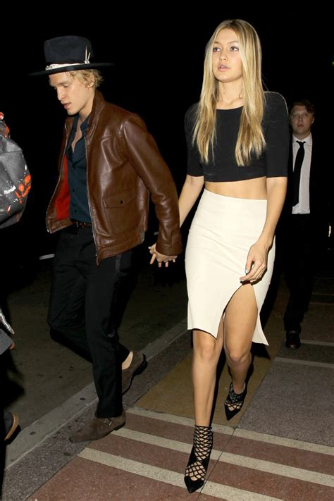 Gigi Hadid & Cody Simpson Dating — Couple Back Together