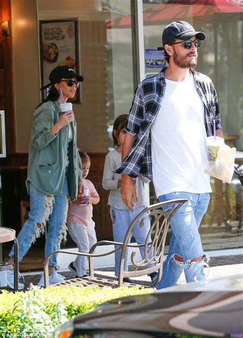 Scott Disick posts very rare childhood photo with young