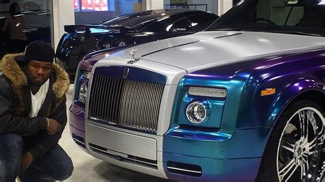 50 Cent Car Collection 2018 - Millionaire Lifestyle - YouTube