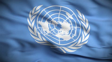 United Nations Flag HD
