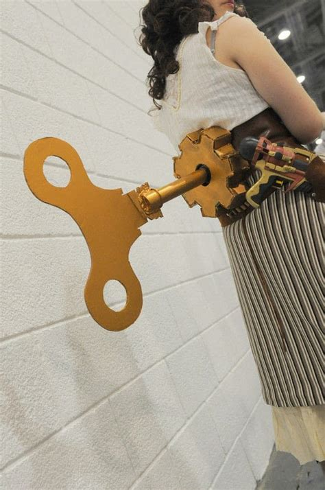 Steampunk Windup Key · How To Make A Full Costume