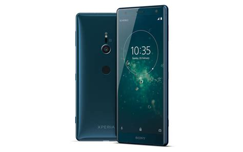 [MWC 2018] Sony Xperia XZ2, XZ2 Compact smartphones with