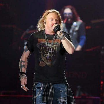 Guns N' Roses deliver shortened set in Abu Dhabi due to