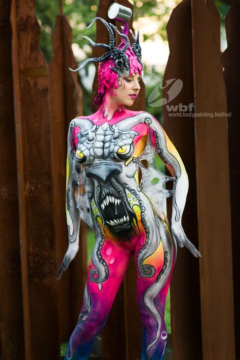 """World Bodypainting on Twitter: """"Registrations are closed"""