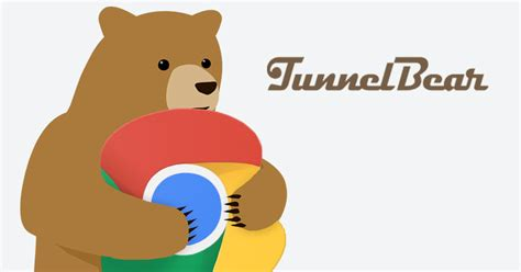 TunnelBear for Chrome – Popular, Free, and Uber-Easy to