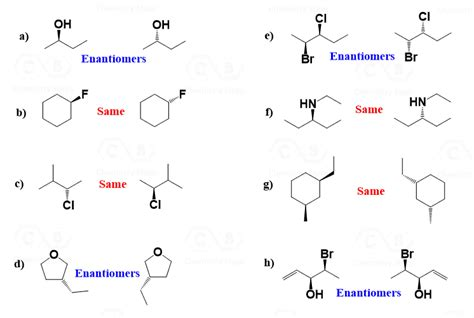 Chirality and Enantiomers - Chemistry Steps