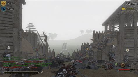 Catapult Takes Down Walls at Sargoth image - cRPG mod for