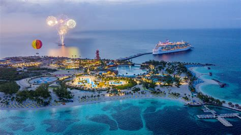 Every Waterslide at Royal Caribbean's CocoCay Island