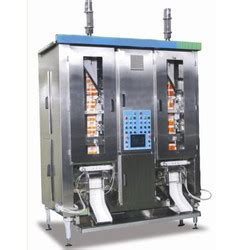 Dairy Machinery - Automatic Milk Pouch Packing Machine