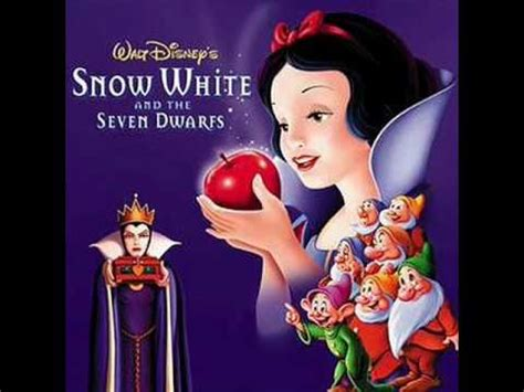 Snow White and the Seven Dwarfs soundtrack: The Silly Song
