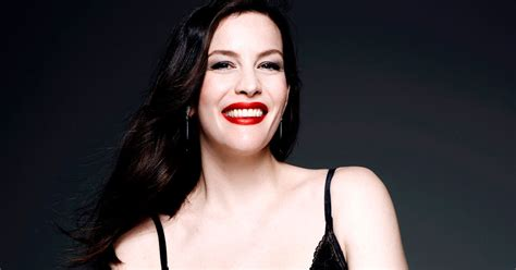 Hot mama: Liv Tyler sizzles as she shows off her amazing