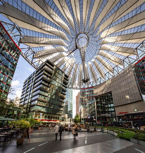 Berlin's Potsdamer Platz: The Complete Guide