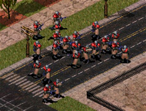 Conscript (Red Alert 2) | Command and Conquer Wiki