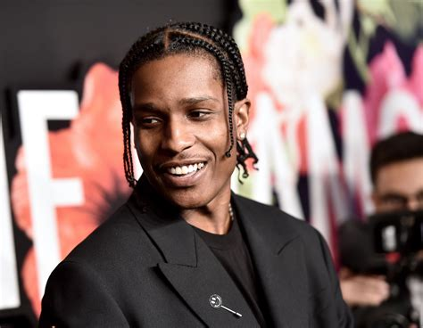 A$AP Rocky Is Scheduled To Speak At Summit L