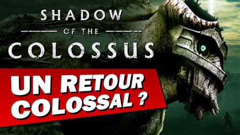 SHADOW OF THE COLOSSUS : Un Remake colossal ?   GAMEPLAY