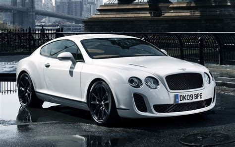 2009 Bentley Continental Supersports - Wallpapers and HD