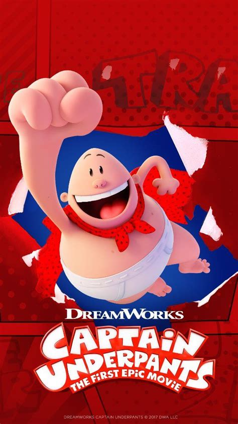 Full-Watch Captain Underpants The First Epic Movie (2017