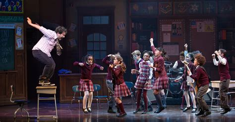 Review: 'School of Rock' Teaches the ABCs of Power Chords