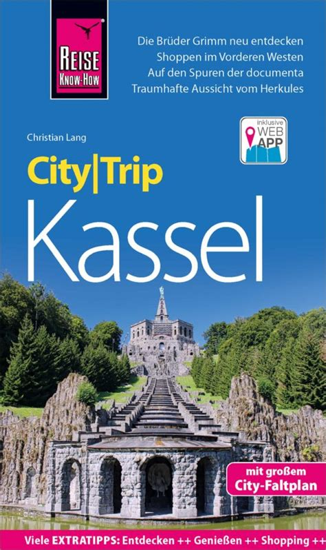 REISE KNOW-HOW CITYTRIP KASSEL EBOOK | CHRISTIAN LANG