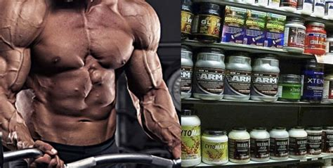 Bodybuilding Supplements vs Anabolic Steroids - What Steroids
