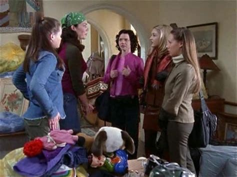 The GILMORE GIRLS Rewatch Project: The Bangles, Donna Reed