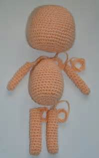 Amigurumi Lessons – Creating simple doll | Amigurumi