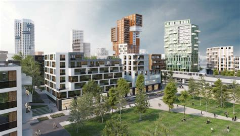Seestadt Aspern | Tovatt Architects and Planners