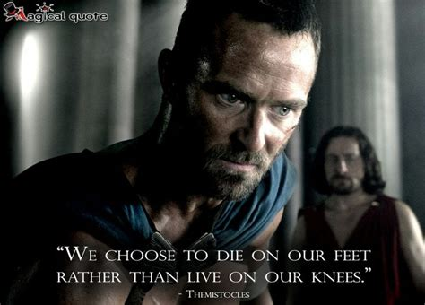 #300 #RiseofanEmpire #Themistocles: We choose to die on