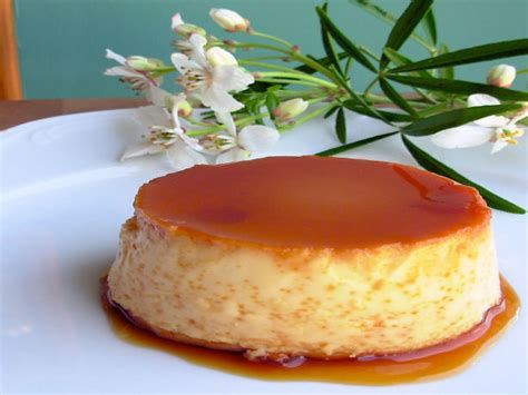 Mexican Flan Baked Caramel Custard) Recipe - Food