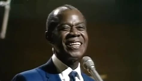 Louis Armstrong im Song des Tages 119