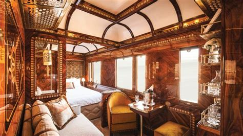 All aboard the Venice Simplon-Orient-Express, the world's