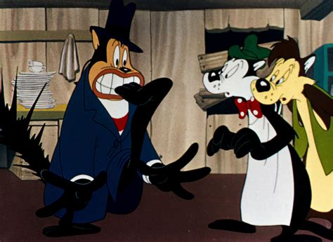 "Looney Tunes Pictures: ""Hush My Mouse"""