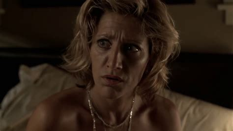THE SOPRANOS - MELFI discovers the truth about criminals