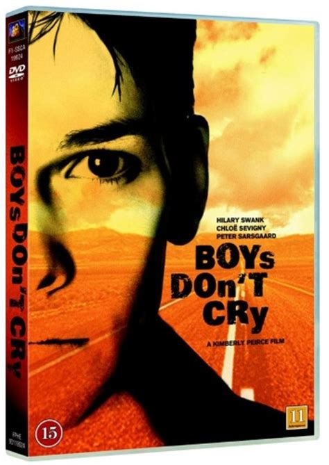 Boy's Don't Cry - DVD - Film - CDON