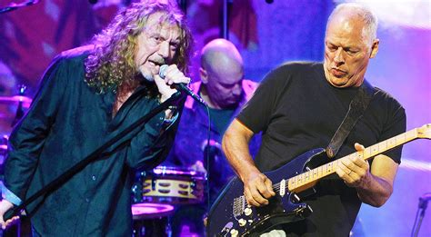 Robert Plant, David Gilmour And Other Legends Team Up For